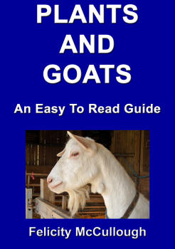 Plants And Goats An Easy To Read Guide